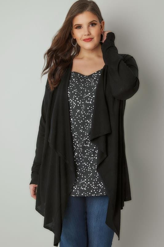 Plus Size Cardigans, Sweaters & Shrugs | Yours Clothing