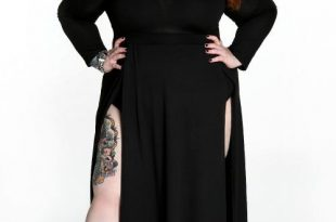 Plus Size Gothic Clothing u2013 The Mystery Of The Dark! | Plus Size