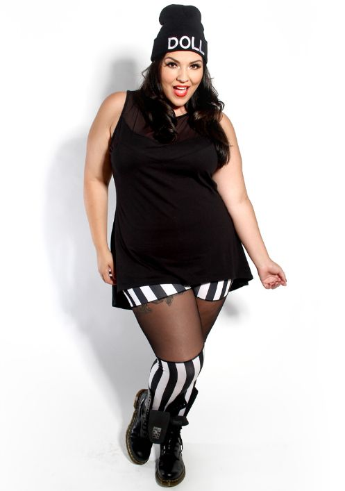 Plus Size Gothic Wear - Cheap Party Dresses