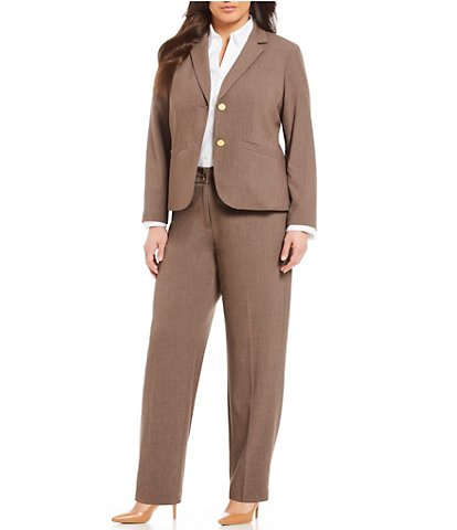 Plus-Size Business & Dress Suits | Dillard's