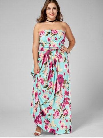 Plus Size Dresses 2019 | Women's Plus Size Summer Dresses 2019