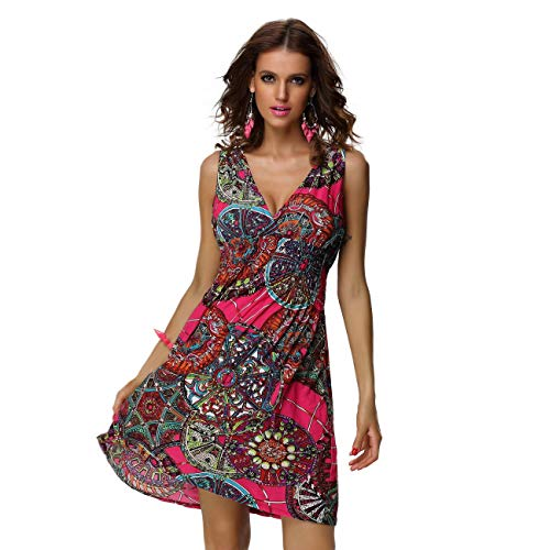 Get new collection this year:   Plus size sun dresses