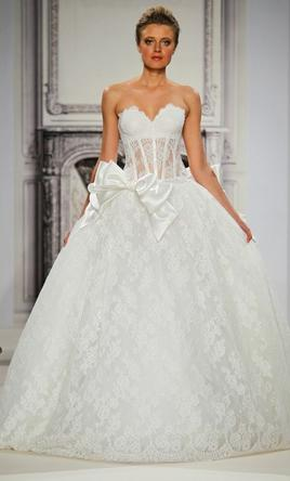 Pnina Tornai 4254 / 32908410, $1,495 Size: 12 | Used Wedding Dresses