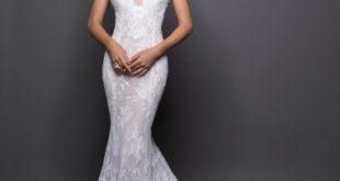 Romantic Sheath Wedding Dress | Kleinfeld Bridal