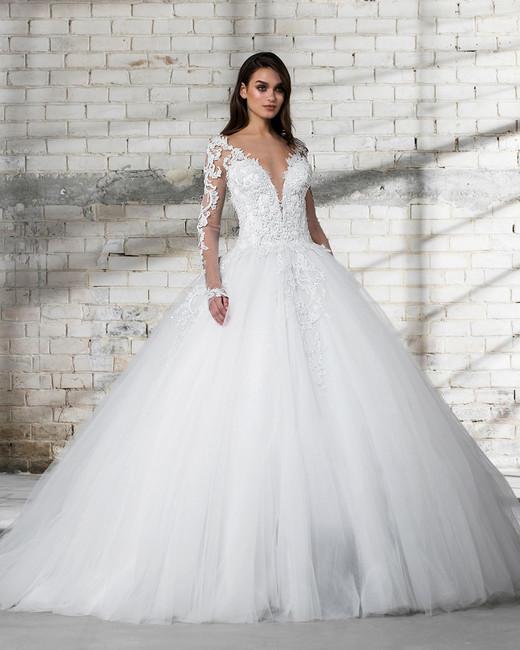 Pnina Tornai for Kleinfeld Spring 2019 Wedding Dress Collection