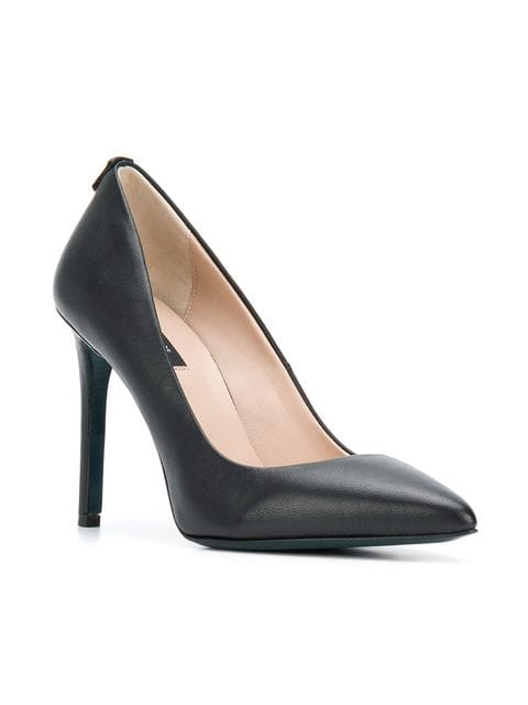 Patrizia Pepe pointed toe pumps $207 - Buy AW18 Online - Fast Global