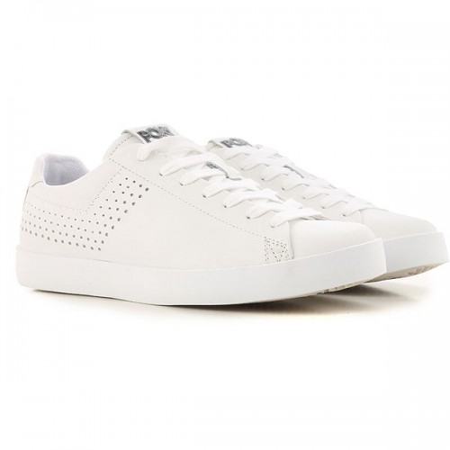 Pony Shoes for Men Spring - Summer 2018 Sneakers White 452391 MSGZUOM
