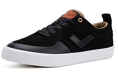 Amazon.com | Pony Skate Shoes Men's Suede Footwear Athletic Sneaker