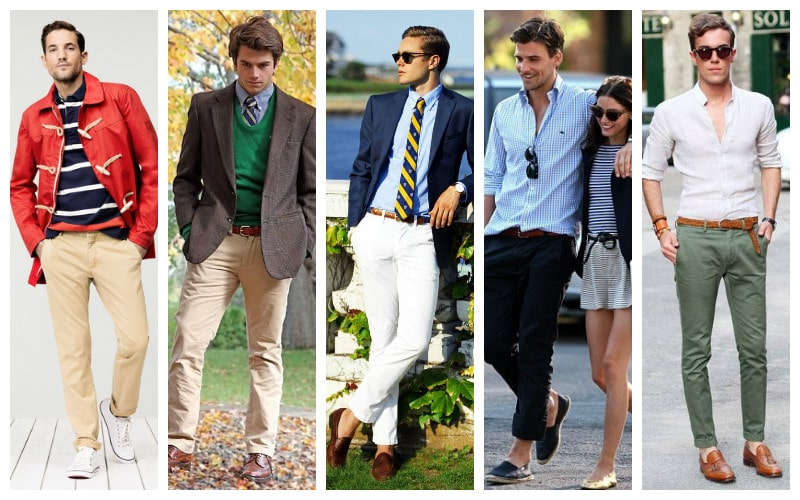 How to Dress Men's Preppy Style - TheTrendSpotter