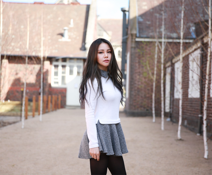 Preppy Style - Chloe Ting - Melbourne Australia Fashion Blog