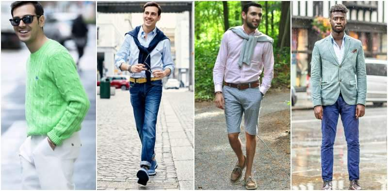 How to Sport the Preppy Style Like a Pro