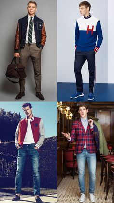 39 Best Preppy Style images | Man fashion, Man style, Men wear