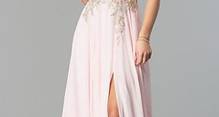 Long Prom Dresses and Formal Prom Gowns - PromGirl