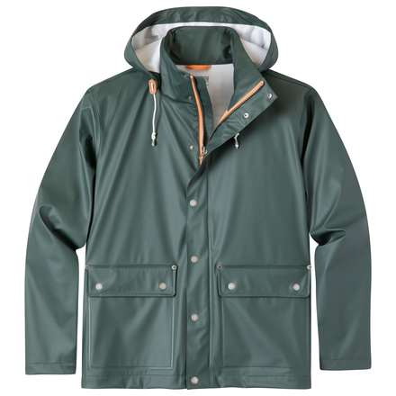 Stylish rain jackets for men