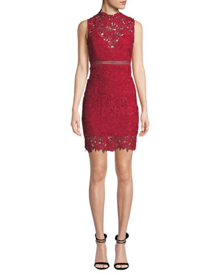 Red Cocktail Dress | Neiman Marcus