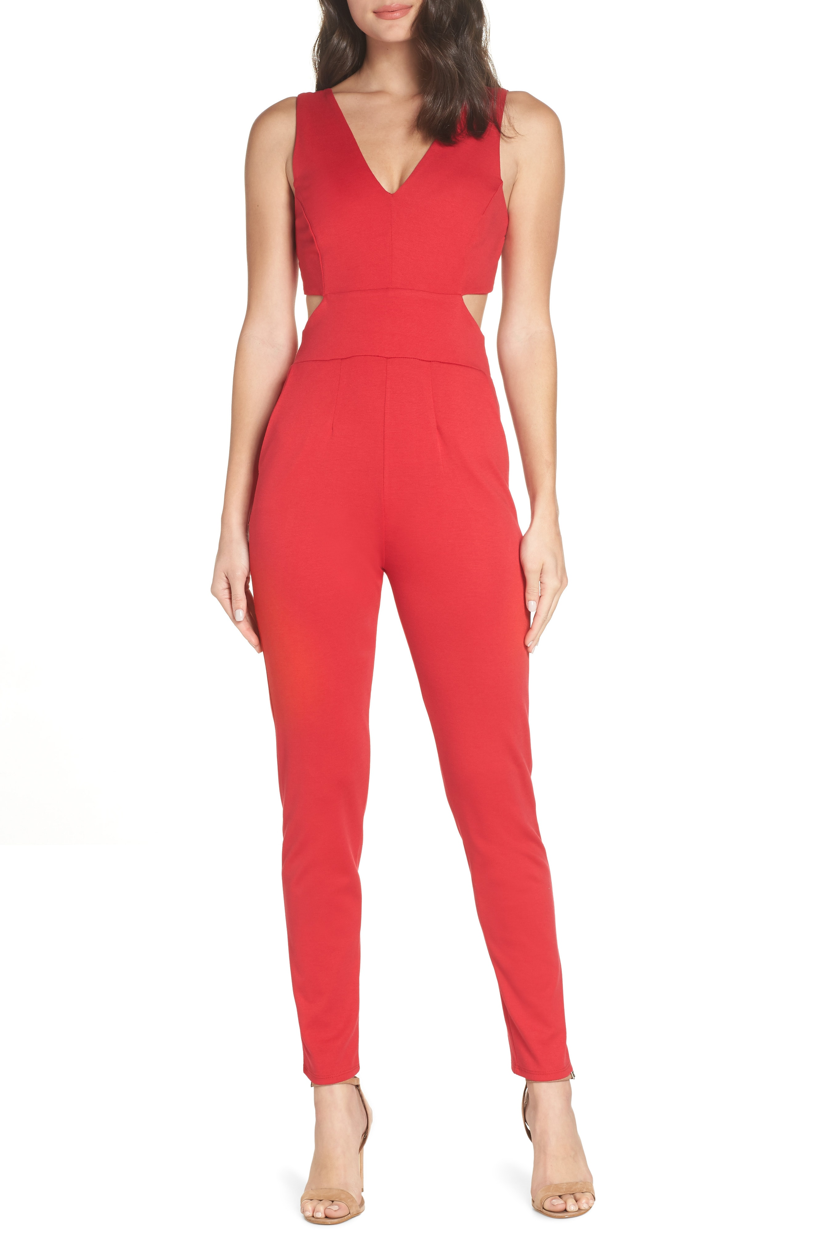 red jumpsuits | Nordstrom