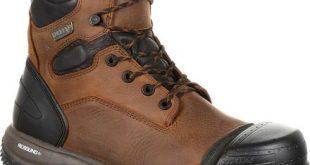 Rocky XO-Toe: Men's Composite Toe Waterproof Work Boots, #RKK0251
