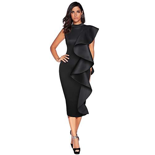 Ruffle Dress: Amazon.com