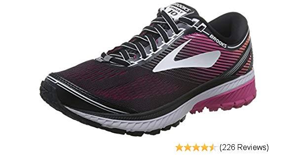 Amazon.com | Brooks Women's, Ghost 10 Running Sneakers Wide Width