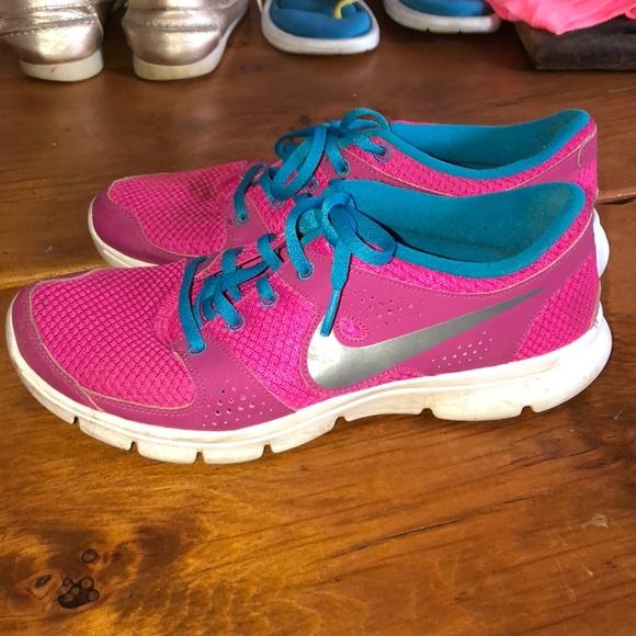Nike Shoes | Pink Running Sneakers | Poshmark