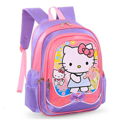 Available In Various Color Printed Kids School Bag, Rs 180 /piece