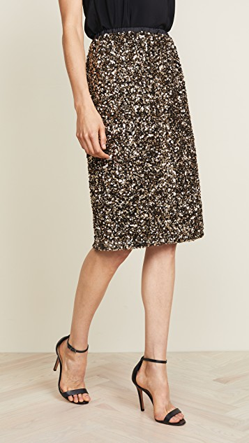 Loyd/Ford Sequin Pencil Skirt | SHOPBOP