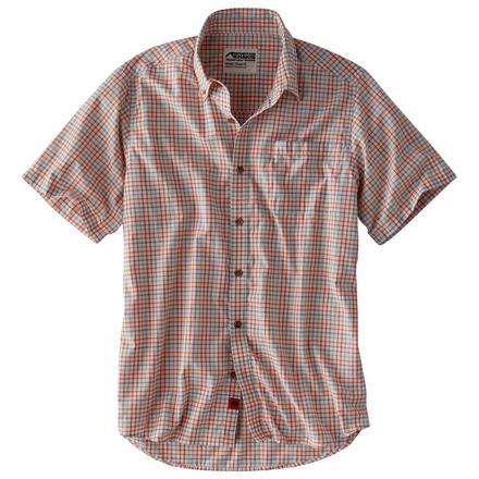 Men's Meridian Short Sleeve Shirt | Mens Organic Cotton | MK