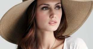 Hats for Women | ladies don't want to go for a 7 inch wide brim sun
