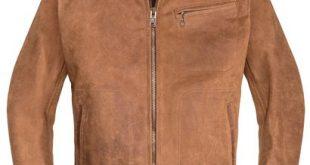Duke Men's Suede Jacket