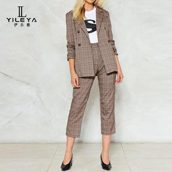 Formal Coat Pant Suits For Women,Women Office Suit,Ladies Coat Pant