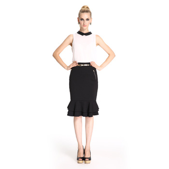 2015 Ladies Office Uniform Skirts Fashionable Skirts Tight Skirts