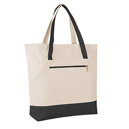 Amazon.com: Pack of 12 - Heavy Duty Canvas Tote Bags BULK Bags