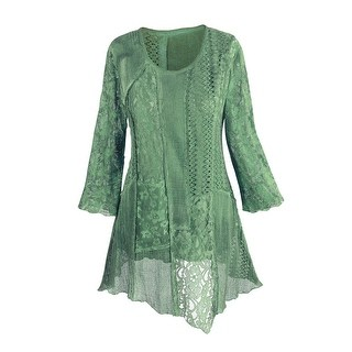 Tunic Tops | Find Great Women's Clothing Deals Shopping at Overstock