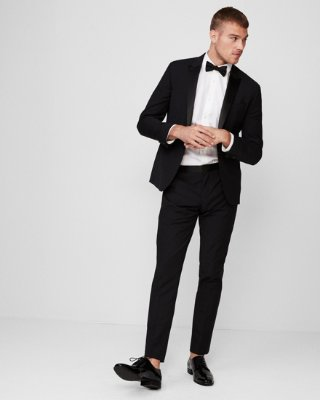 Perfect dressings express your   personality: tuxedos for men
