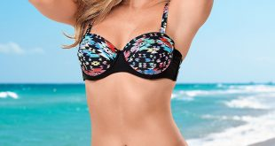 UNDERWIRE BIKINI TOP in Bright Idea | VENUS