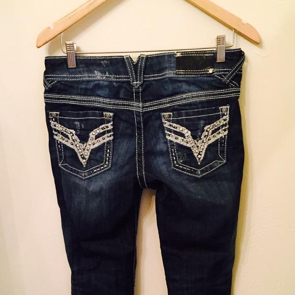 Vigoss Jeans | Sale Bling Boot Cut | Poshmark