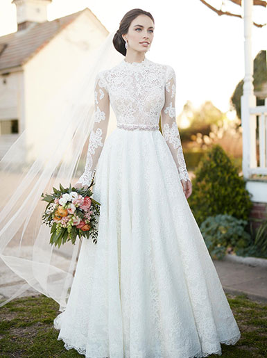 Vintage Wedding Dresses | Classic Wedding Gowns | Essense of Australia