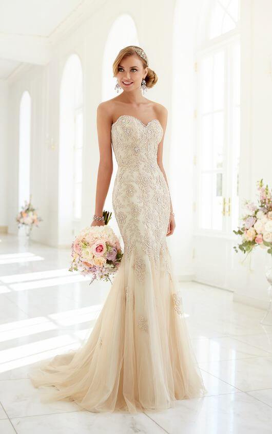 Wedding Dresses | Vintage Lace Wedding Dresses | Stella York