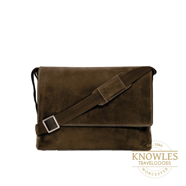 Visconti Bags, Visconti Hunter Leather Messenger Bag | Knowles