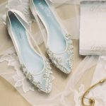 Makes you feel comfortable   with wedding flats on your wedding day