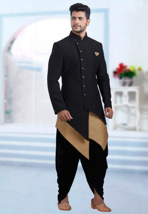 Jodhpuri Suit: Buy Designer Bandhgala Suit for Men Online | Utsav