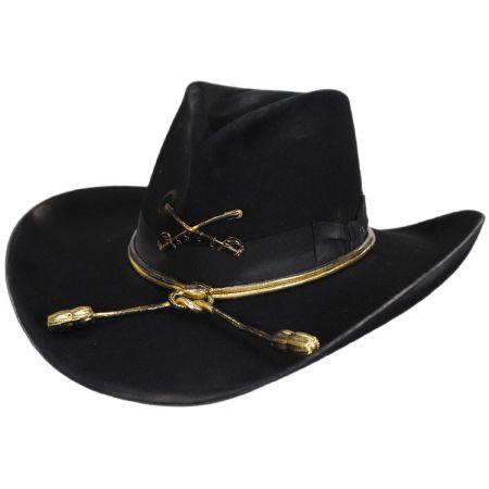 Lined Western Hats at Village Hat Shop