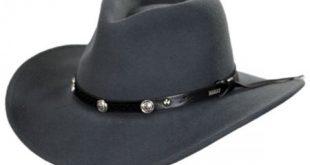 Leather Western Hats at Village Hat Shop