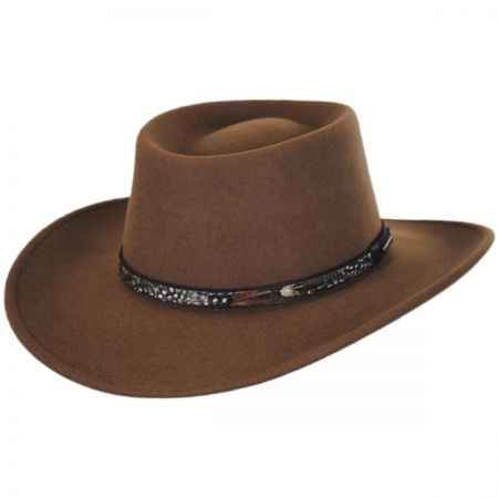Stetson Gambler Hat at Village Hat Shop