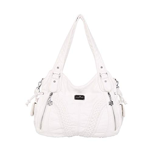 White Handbags: Amazon.com