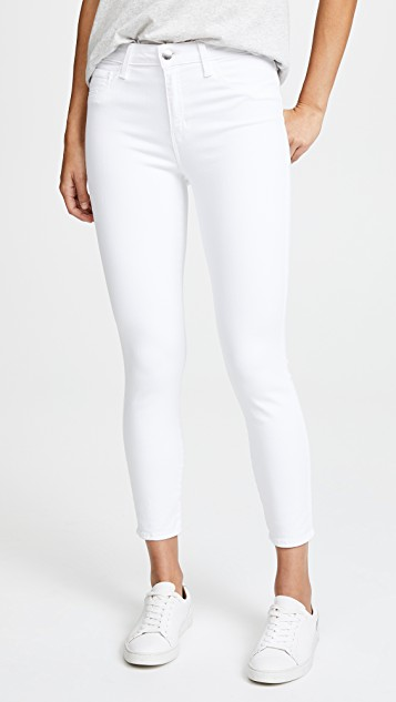L'AGENCE Margot High Rise Skinny Jeans | SHOPBOP