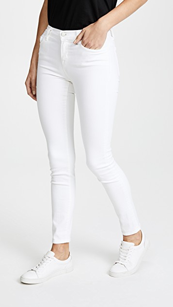 J Brand 811 Mid Rise Skinny Jeans | SHOPBOP