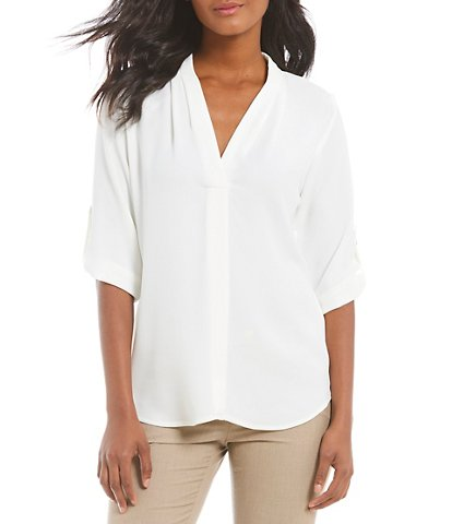 White tops always top of your   shopping list!!