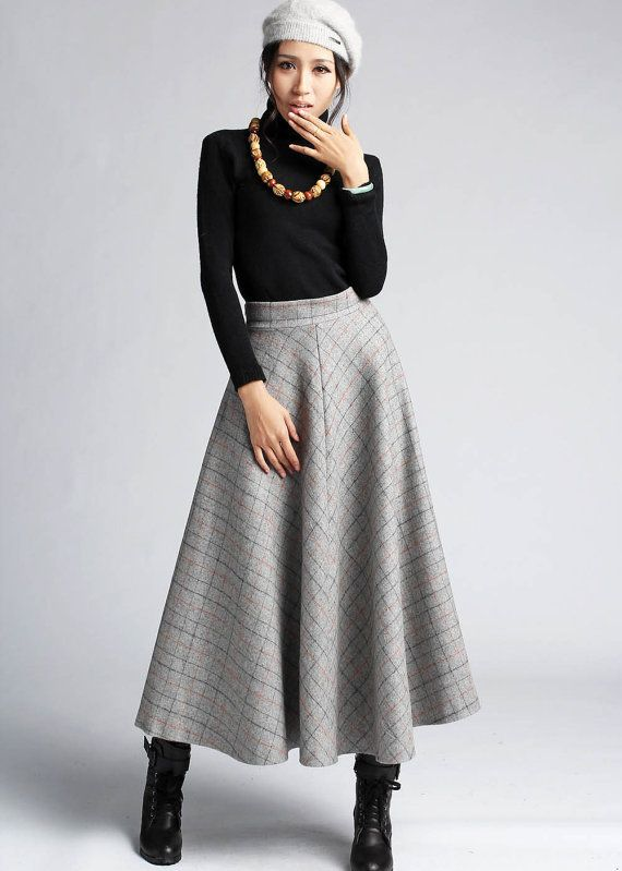 Style Files: Winter Skirts | The Boottique Blog | Pinterest | Winter