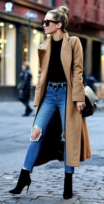 Winter Style: The Fashion Trends 2016-2017 | Women's Coats & Jackets